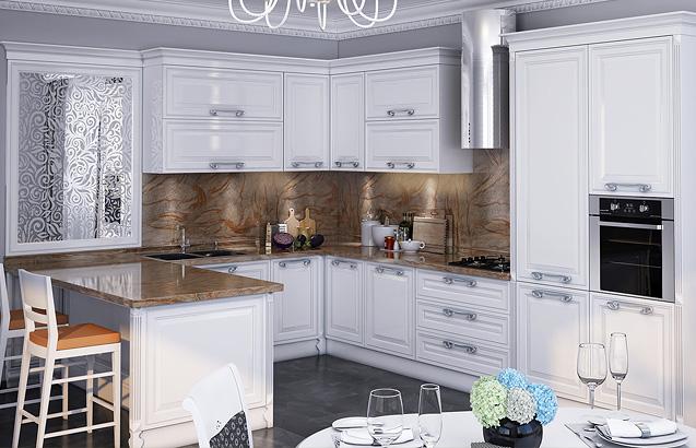 Kitchens Greta