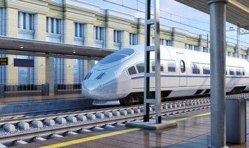 Moskow-Tegeran Train