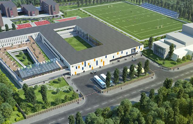 Aldwych school